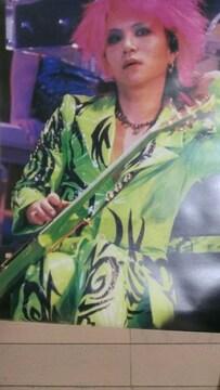 X JAPAN hide ポスター THE LAST LIVE〜最後の夜〜1997