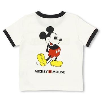新品BABYDOLL☆130 ミッキー Tシャツ ディズニー ベビードール