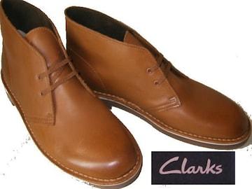 クラークス新品ブッシュエーカー2 デザートブーツ26129525us8.5