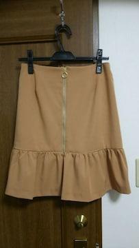 クイーンズコート 裾フリルスカート