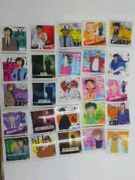 名探偵コナン シールコレクション 全50種類