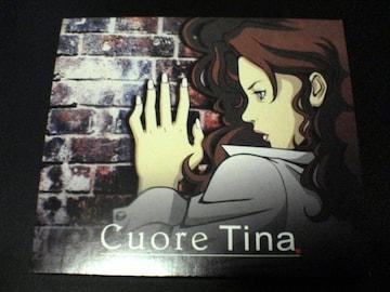 Tina CD Cuore初回盤