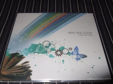 NIEVE AND COOK『AWAY WITH~』国内盤(NOMAK,CRADLE ORCHESTRA)