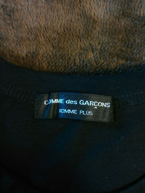 COMME des GARCONS HOMME PLUS Tシャツコムデギャルソン伊勢丹限定 < ブランドの