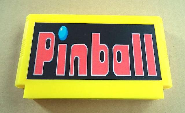 ピンボール VSシステム版 カセットのみ