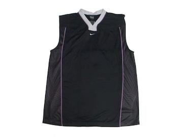 セール☆ラス1NIKEナイキ★ゲームシャツ2XLブラック★スポーツストリート