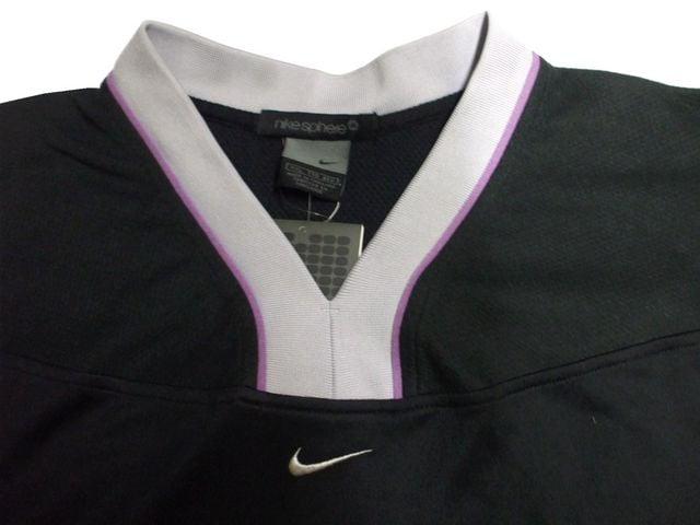 セール☆ラス1NIKEナイキ★ゲームシャツ2XLブラック★スポーツストリート < ブランドの