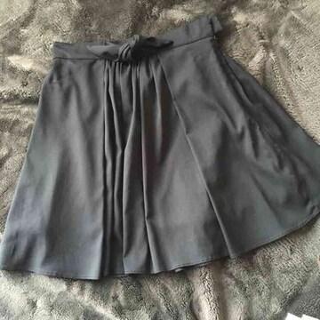 アンドエー新品未使用スカート黒38