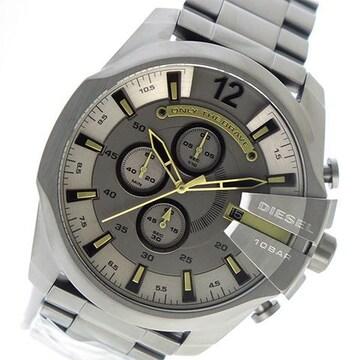 DIESEL クオーツ クロノ メンズ 腕時計 DZ4466