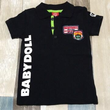 ∂+/BABY  DOLL ワッペンポロシャツ 90