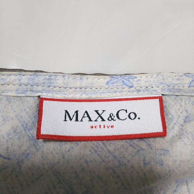 MAX&Co(マックス アンド コー)のスカート < ブランドの