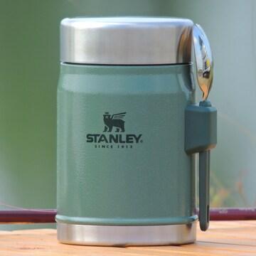 スタンレーSTANLEYクラシック真空フードジャー0.41Lグリーン