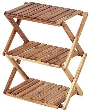 木製 3段 ラック CSクラシックス
