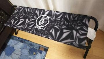 VOLCOM折り畳みベンチ『新品』