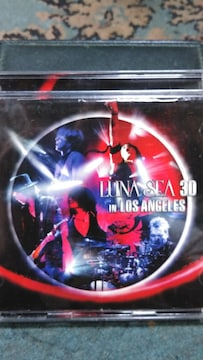 LUNA SEA(ルナシー) 3D IN LOS ANGELES 2枚組CD