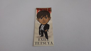 EXILE TRIBE STATION 2017 SAKURA ステッカー EXILE TETSUYA