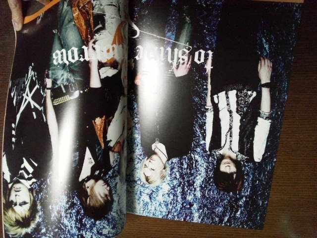 ナイトメア†tour 2006 to the shining WORLD < タレントグッズの