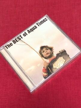 【即決】Aqua Timez(BEST)初回盤2CD+1DVD
