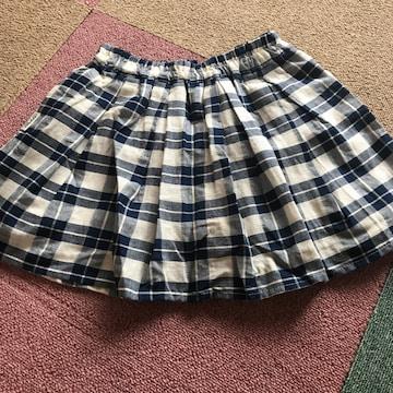 スカート パンツ付 140センチ