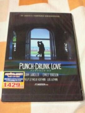 DVD パンチドランク・ラブ 新品未開封 アダム・サンドラー エミリー・ワトソン ルイス・ガスマン