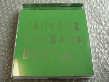 タッキー&翼/タキツバベスト【初回限定盤B】2枚組CD/全25曲Best