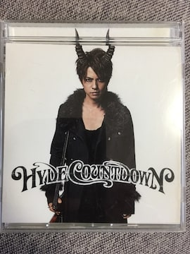 HYDE COUNTDOWNのCD