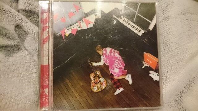 岡平健治「パンクフォーク」初回DVD付/19 ジューク  < タレントグッズの