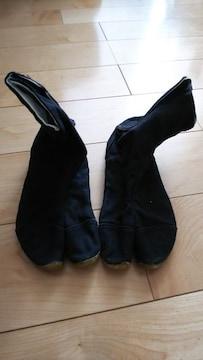 黒マジック付き 地下足袋 18 祭り