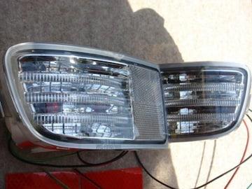 トヨタ LEDリアバンパーライト プラド120 ホワイトタイプ