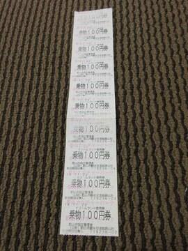 [普通郵便送料無料]郡山カルチャーパーク・ドリームランド1000円分乗物券