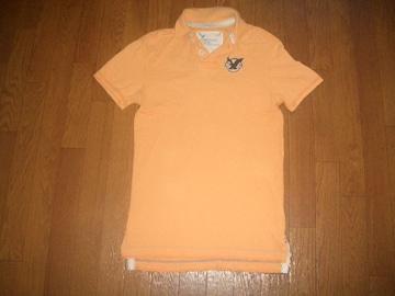 アメリカンイーグル★★ポロシャツ★S