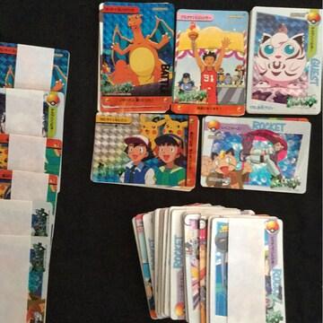 ポケットモンスターアニメコレクション�D    40セット