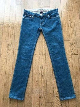 [x-girl]★ハート型ポケット・デニムパンツ[ジーンズ]★