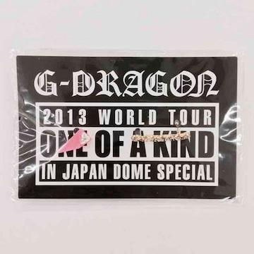 送料無料 BIGBANG G-DRAGON ジヨン ピアス 未開封